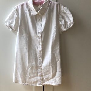 J Crew (Crewcuts) Girls' blouse, NEW with a tag